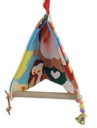 cheap -Bird Perches & Ladders Pet Friendly Focus Toy Felt / Fabric Toys Parrot Oxford Cloth 27 cm