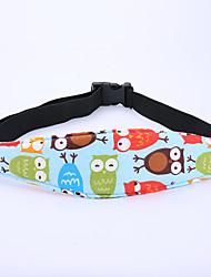 cheap -Car Safety Seat Sleep Positioner Infants Baby Head Support Pram Stroller Fastening Belt Adjustable