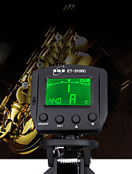 cheap -Tree Color Backlight Clip Tuner for Chromatic only