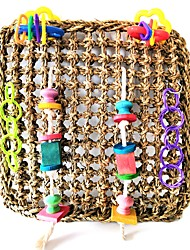 cheap -Bird Perches & Ladders Pet Friendly Focus Toy Felt / Fabric Toys Bird Textile 30 cm