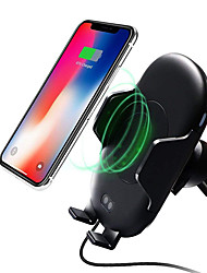 cheap -Qi Wireless Car Mount Infrared Motion Sensor Phone Holder Charger for Car Air Vent 10W Fast Charging for Samsung Galaxy S9 S9 Plus iPhone X 8/8 Plus Qi Enabled Device