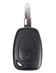 cheap -2 Buttons Remote Key Case W/ Battery Kit for Vauxhall Opel Movano Vivaro