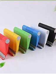 cheap -Folding Niversal Mobile Phone Holder Colorful Cage Portable Folding V-shaped Desktop Stand