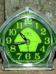 cheap -Alarm clock Analog Plastics LED 1 pcs