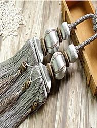 abordables -rideau Accessoires Dos attaché Luxe / Style européen 2 pcs