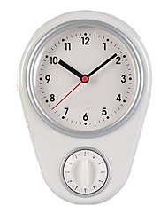 cheap -Modern Contemporary / Fashion Acrylic Irregular Indoor / Outdoor Battery Decoration Wall Clock Yes Mirror Polished No