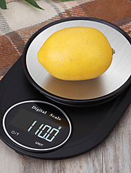 cheap -5kg/5g Kitchen Scale Electronic Precision Measure Tools Balance Digital Gram Cooking Food Glass LCD Display CX311-A5