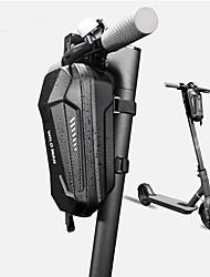 cheap -2 L Bike Handlebar Bag Waterproof Portable Waterproof Zipper Bike Bag PU Leather EVA Bicycle Bag Cycle Bag Cycling Bike / Bicycle