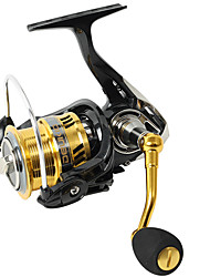 cheap -Fishing Reel Spinning Reel 6.7:1 Gear Ratio+6 Ball Bearings Hand Orientation Exchangable Spinning / General Fishing