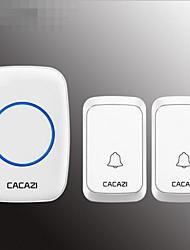 Недорогие -беспроводной дверной звонок домой новый ультра дальний пульт дистанционного управления старый пейджер интеллектуальный обмен дверной звонок