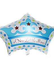 cheap -Holiday Decorations Holidays & Greeting Birthday Novelty Blue / Pink 2pcs