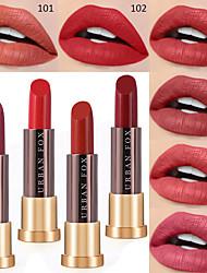 abordables -marque fenli velours mat rouge à lèvres hydratant hydratant brillant durable maquillage pour les lèvres