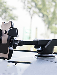 cheap -Universal Vehicle Phone Bracket Windshield Dashboard Long Arm Phone Mount Holder GPS Stand with Suction Cup