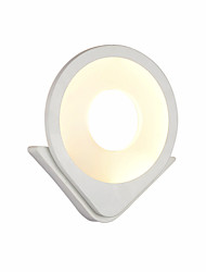cheap -Modern 15W Metal Wall Sconce Mini Acrylic Wall Lamp Living Room Dining Room Bedroom Bedside Lamp