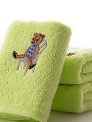 Недорогие -Высшее качество Полотенца для мытья, Мультипликация Чистый хлопок 1 pcs