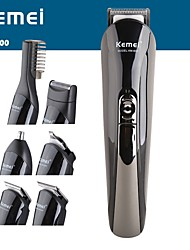 cheap -Kemei Electric Shavers for Men and Women / Travel / Gift 100-240 V Power-Off Protection / Detachable / Low Noise / Quick Charging / Ergonomic Design / Multifunction / 5 in 1 / Handheld Design