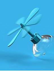abordables -casque de moto beau bambou libellule moulin à vent casque ventouse vent moulin à vent