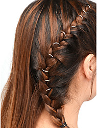 cheap -Women's Ladies For Vacation Festival Alloy Gold Silver 10pcs