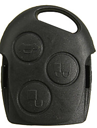 cheap -3 Buttons Remote Key Fob Case Kit For FORD Mondeo Fiesta Puma Focus KA TRANSI