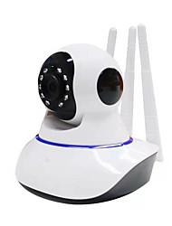 cheap -720P V380 Pro Home Security IP Camera Dual Antenna WiFi Camera Audio Record 360 degrees Baby Monitor HD Mini IP Camera two Way Audio CCTV WiFi Camera