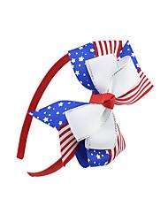 Недорогие -Жен. Назначение Подарок фестиваль американский флаг Ткань Цвет радуги 1шт