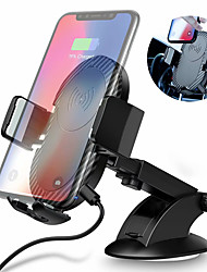 cheap -RAXFLY Car Wireless Charger Air Outlet Charger 5v2a Mobile Phone Car Bracket 360 Degree Rotation For 4-7 Inch Mobile Phone