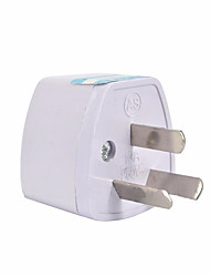 cheap -3 pin AU Converter US/UK/EU to AU Plug Charger For Australia New Zealand