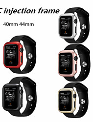 cheap -PC Injection Frame for Apple Protective Watch Series 40 / 44 Mm