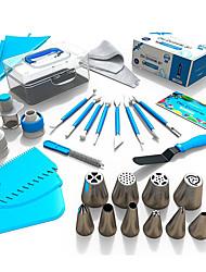cheap -34pcs Fondant Cake Decorating Tool Set Kitchen Baking Tool Kit