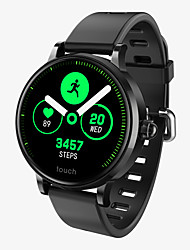 cheap -KING-WEAR® S9 Men Women Smart Bracelet Smartwatch Android iOS Bluetooth Waterproof Touch Screen Heart Rate Monitor Blood Pressure Measurement Sports ECG+PPG Timer Pedometer Call Reminder Activity