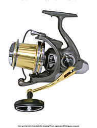 cheap -Fishing Reel Spinning Reel / Sea Fishing Reel 4.6:1 Gear Ratio+7 Ball Bearings Hand Orientation Exchangable Sea Fishing / General Fishing