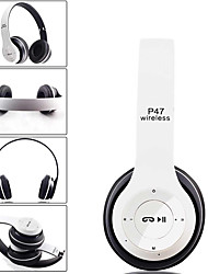 cheap -wireless bluetooth over-ear headphones earphones headset for pad/tablet/phone