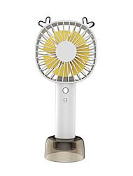 cheap -1PC Mini Hand-Held Fan Desktop Portable Creative Usb Charging Small Fan