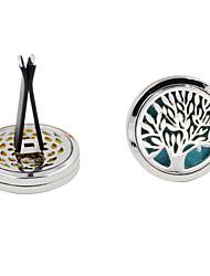 Недорогие -Дерево шаблон стайлинга автомобилей розетки духи клипы дефлектора освежитель воздуха очиститель духи эфирное масло диффузор