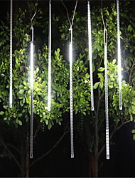 cheap -LOENDE 30CM Waterproof Meteor Shower Rain Tubes Led Light Lamp Christmas Light Wedding Garden Decoration Xmas
