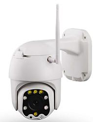 Недорогие -2,5-дюймовый Wi-Fi 5x зум сетевая камера двойной источник света открытый водонепроницаемый двусторонняя голосовая связь