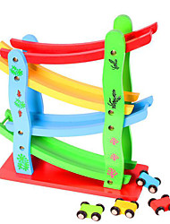 cheap -Toy Race Car & Track Sets Race Car Race Car Wooden / Bamboo Child's All Toy Gift