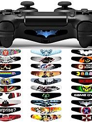 Недорогие -LITBest Аксессуары для игрового контроллера Назначение PS4 / Sony PS4 / PS4 Тонкий ,  Аксессуары для игрового контроллера Другие материалы 1 pcs Ед. изм
