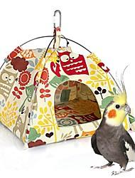 cheap -Bird Perches & Ladders Pet Friendly Focus Toy Felt / Fabric Toys Bird Oxford Cloth 17 cm