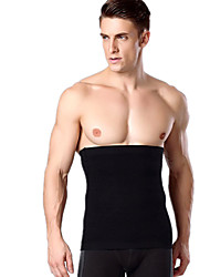 cheap -Protective Gear for Fitness Gym Workout Running Washable Muscle support Men's Lycra Spandex 1 Piece Sports Dark Grey Black
