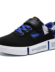 cheap -Boys' Comfort Canvas Sneakers Green / Red / Blue Spring / Rubber