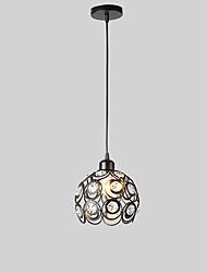 cheap -1-Light 15 cm Creative / Adjustable / Adorable Flush Mount Lights Metal Lantern / Mini Painted Finishes Artistic / Modern 110-120V / 220-240V