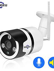 Недорогие -WiFi открытый IP-камера 720 P водонепроницаемый 2.0-мегапиксельная беспроводная камера безопасности металла двусторонняя аудио
