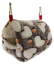 cheap -Bird Perches & Ladders Pet Friendly Focus Toy Felt / Fabric Toys Bird 75g / m2 Polyester Knit Stretch 22 cm