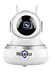 cheap -Hiseeu 2 megapixel TF card storage baby monitor wireless camera