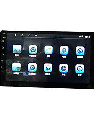 cheap -btutz TFT 9 inch 2 DIN Android 8.1 Car GPS Navigator Touch Screen / Built-in Bluetooth / WiFi for universal MicroUSB Support MPEG / AVI / WMV APE JPEG / GIF / BMP / 4G (WCDMA)