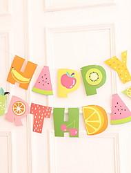 cheap -Holiday Decorations Holidays & Greeting Pull Flag Party Green 10pcs