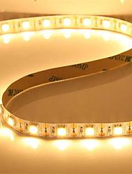 cheap -KWB 2m Flexible LED Light Strips 120 LEDs SMD5050 10mm Warm White / White New Design / Party / Suitable for Vehicles 5 V 1 set