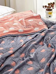 abordables -Confortable - 1 Couette Eté Coton Imprimé