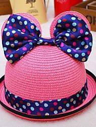 cheap -Kids Boys' / Girls' Active / Basic Cartoon Fairytale Theme Hats & Caps Blue / Blushing Pink / Yellow